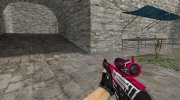 HD SG 552 «Felling Stone» for Counter Strike 1.6 miniature 2
