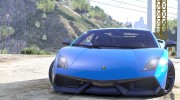 Lamborghini Gallardo LP570-4 Superleggera 2011 1.0 для GTA 5 миниатюра 17