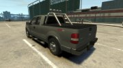 2005 Ford F-150 Extended Cab for GTA 4 miniature 4