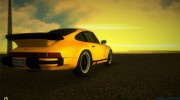 Porsche 911 (930) Turbo 3.3 Coupe US-spec 1978 for GTA Vice City miniature 4