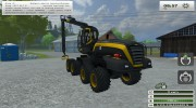 Ponsse Scorpion v 0.9 для Farming Simulator 2013 миниатюра 4