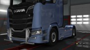 Scania S - R New Tuning Accessories (SCS) for Euro Truck Simulator 2 miniature 25
