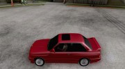 BMW M3 E30 1991 for GTA San Andreas miniature 2