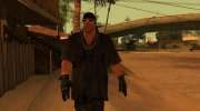 Ice-T Ped for GTA San Andreas miniature 3