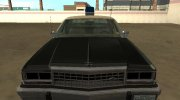 Ford LTD Crown Victoria 1987 Florida Highway Patrol for GTA San Andreas miniature 8