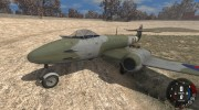 Gloster Meteor Mk. III Alpha для BeamNG.Drive миниатюра 2