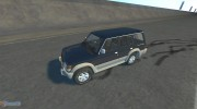 Mitsubishi Pajero 1993 for BeamNG.Drive miniature 5