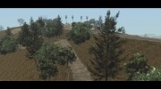 Insanity Vegetation Light and Palm Trees From GTA V (For Weak PC) для GTA San Andreas миниатюра 4
