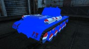 Шкурка для КВ-13 PEPSI для World Of Tanks миниатюра 4