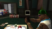 Desert Eagle BALTIKA Edition для GTA San Andreas миниатюра 3