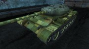 "Т-54 ""Русский гамбит"" для World Of Tanks миниатюра 1"