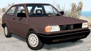Volkswagen Gol GL 1994 for BeamNG.Drive miniature 1