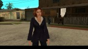 Dana Scully (The X-Files) для GTA San Andreas миниатюра 2