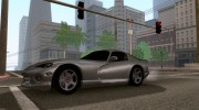 Dodge Viper GTS Tunable для GTA San Andreas миниатюра 1