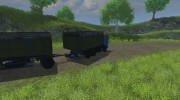 КамАЗ 420 Turbo для Farming Simulator 2013 миниатюра 3