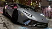 Lamborghini Huracan Performante 2016 for GTA 5 miniature 8