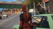 Lady DeadPool [PED] для GTA 4 миниатюра 2