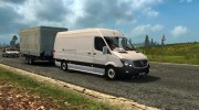 Mercedes-Benz Sprinter Long for Euro Truck Simulator 2 miniature 2