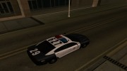 Dodge Charger Police Interceptor для GTA San Andreas миниатюра 4