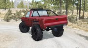 Gavril D-Series off-road v1.5 for BeamNG.Drive miniature 3