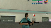 M4A1 for GTA Vice City miniature 1