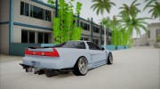 Honda NSX STREET KILLER for GTA San Andreas miniature 2