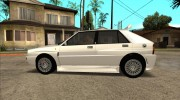 Lancia Delta HF Integrale Evoluzione II for GTA San Andreas miniature 17