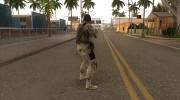 Crysis 2 US Soldier 8 Bodygroup B for GTA San Andreas miniature 4