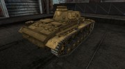Шкурка для PzKpfw III for World Of Tanks miniature 4