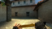 Gold Knife для Counter-Strike Source миниатюра 2
