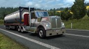 Kenworth W990 for Euro Truck Simulator 2 miniature 1