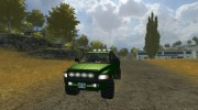 Dodge Ram 4x4 Forest for Farming Simulator 2013 miniature 13