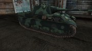 Шкурка для Panther II norway forest for World Of Tanks miniature 5