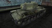 Шкурка для КВ-3 для World Of Tanks миниатюра 1
