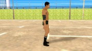 Smackdown Vs Raw 2011 Cody Rhodes for GTA San Andreas miniature 4