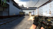 Camo M4a1 original anim для Counter-Strike Source миниатюра 2