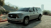 2015 Chevrolet Suburban (Unlocked) Final for GTA 5 miniature 1