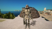 Shredder for GTA San Andreas miniature 1