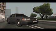 Ford Crown Victoria (2003) для GTA San Andreas миниатюра 1