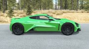 Zenvo ST1 2009 for BeamNG.Drive miniature 3