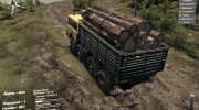 Tatra 813 Kolos Kings Off-Road 1.2 for Spintires 2014 miniature 7