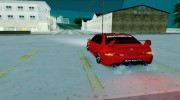 Mitsubishi Lancer Evolution VIII MR for GTA San Andreas miniature 13