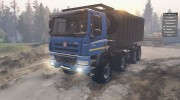 Tatra 8x8 Phoenix for Spintires 2014 miniature 1