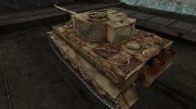 Шкурка для PzKpfw VI Tiger для World Of Tanks миниатюра 3