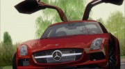 Mercedes-Benz SLS AMG Black Series 2013 для GTA San Andreas миниатюра 26
