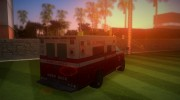 Ambulance from GTA IV for GTA Vice City miniature 3