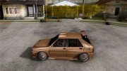 Lancia Delta Sparco for GTA San Andreas miniature 2
