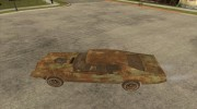 Ford Torino extreme rust 1970 for GTA San Andreas miniature 2