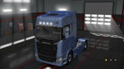 Scania S - R New Tuning Accessories (SCS) for Euro Truck Simulator 2 miniature 7