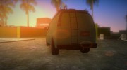 GMC Savanna for GTA Vice City miniature 4